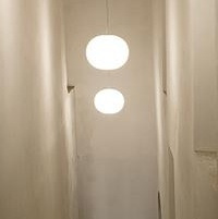 Glo-ball Mini Suspension Light by Flos