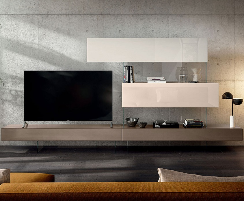Air 0845 Media Unit by Lago