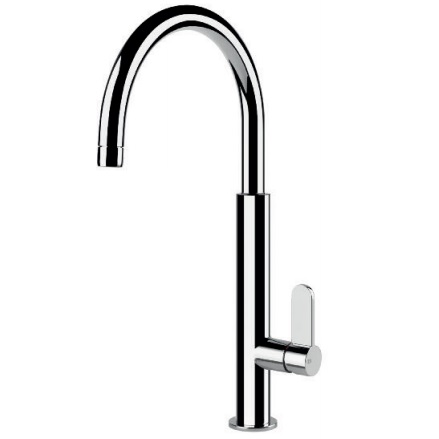Aspire Tap with Swivel C-Spout by Gessi